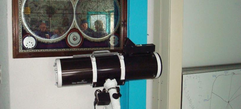 Télescope à Vicques