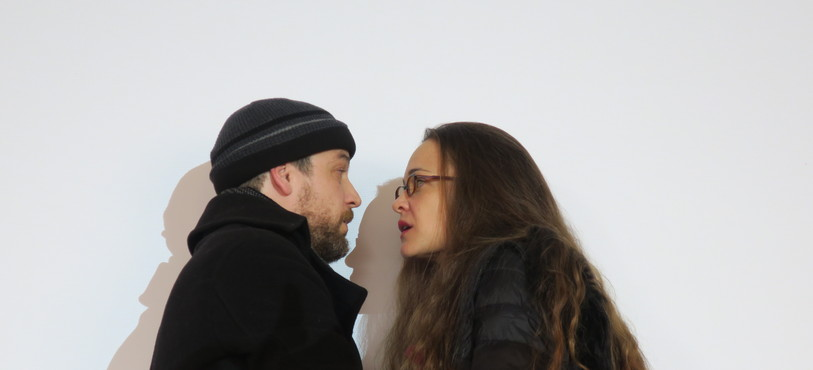 Frank Semelet et Isabelle Caillat