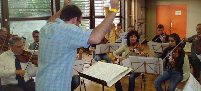 Michel Zbinden et Orchestre SAE