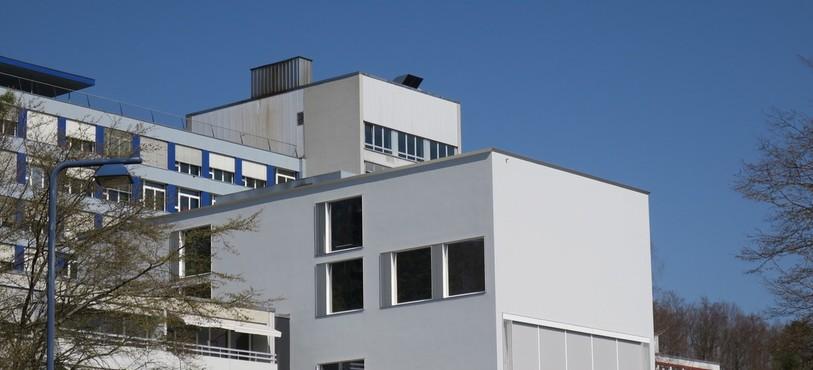 Centre de rééducation à l'Hôpital du Jura - Porrentruy
