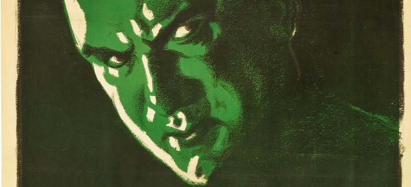 Affiche Bela Lugosi - Dracula 1931