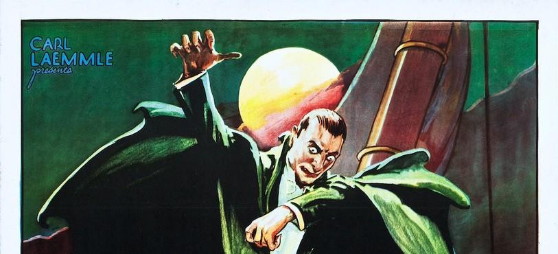 Affiche Bela Lugosi - Dracula