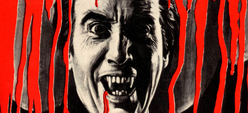Affiche Christopher Lee - Dracula