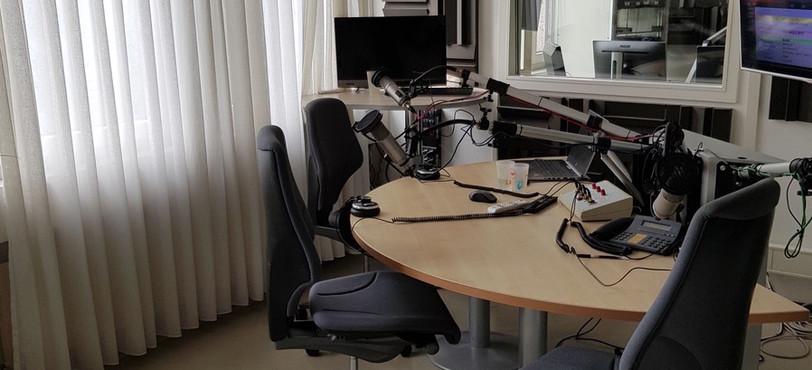 Le studio avant travaux