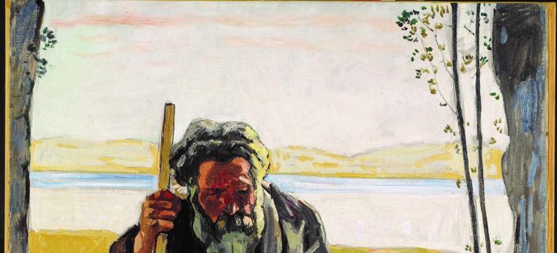 Ferdinand Hodler, Le Juif errant, 1910
