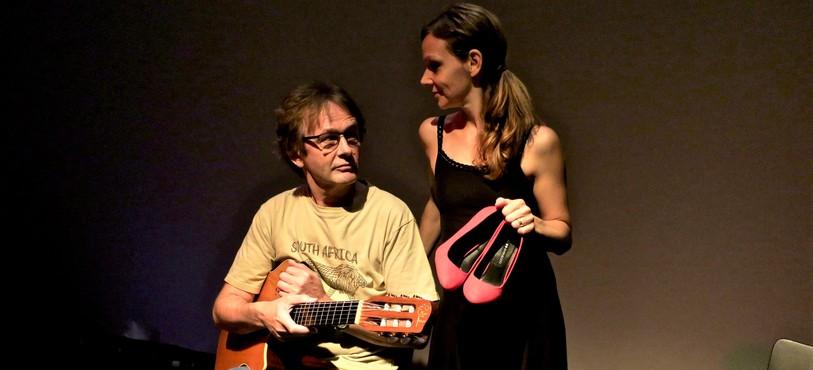 Serge Kottelat & Géraldine Klaey-Dunkel