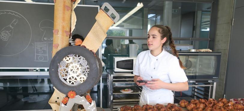 20ème coupe d'Europe de la boulangerie à Nantes