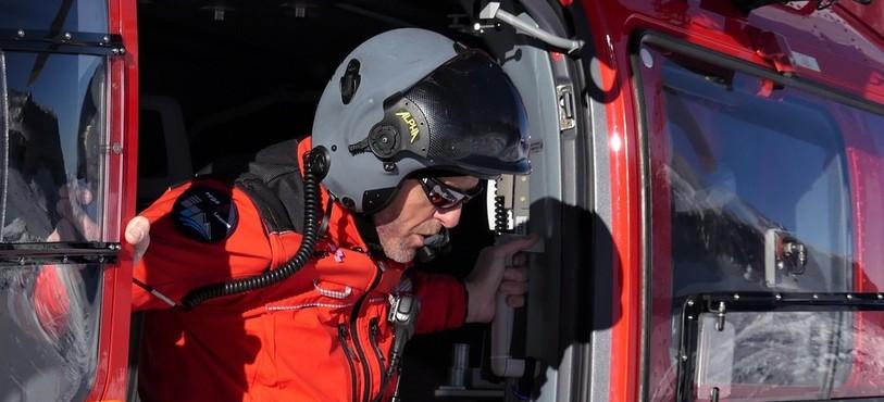 Didier Pasquier, sauveteur ambulancier