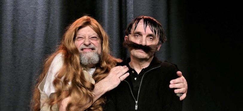 Jacques vassy et Pierre Aucaigne