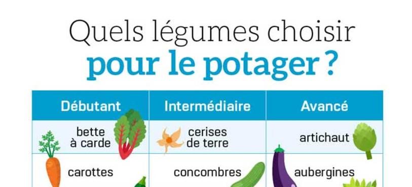 Choix des légumes (je-jardine.com)