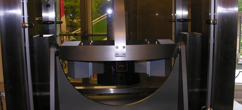 Les montres estampillées Qualité Fleurier subissent des tests dans des machines spécialement conçues