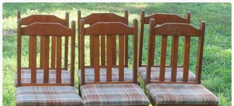 Banc de jardin à partir de chaises (thediyfarm.club)
