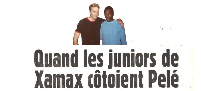 Archives Xamax Laurent Weber