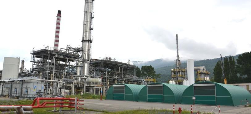 Raffinerie de Cressier