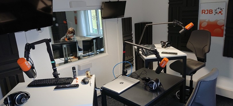 Le studio actuel deviendra une salle de conférence