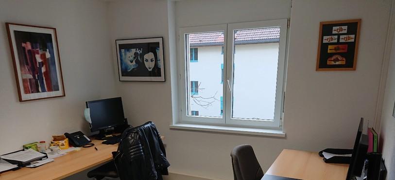 Des bureaux bientôt remplacés par le nouveau secrétariat