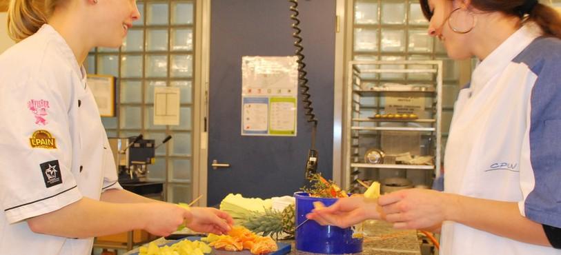 Nouveaux laboratoires pour les apprentis boulangers-pâtissiers-confiseurs du CPLN.
