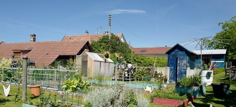 Jardin des Bonnemain à Alle