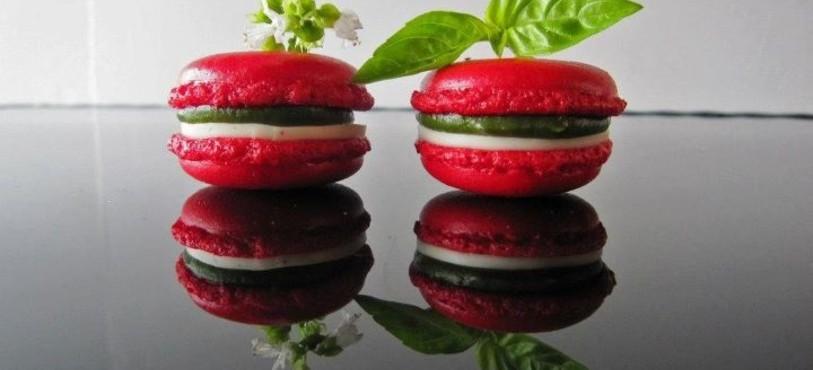 Une des créations culinaires de Giorgio Galati.