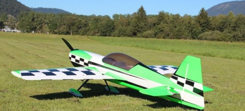Un avion modèle réduit