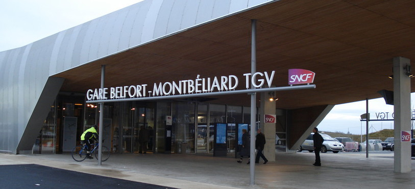 Gare TGV Belfort-Montbéliard