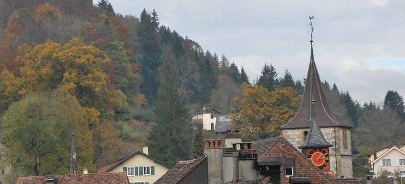 Le Château de Valangin était en fête dimanche.