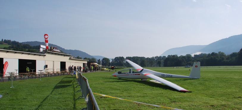 Meeting aérien au Val-de-Travers