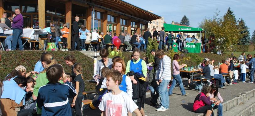 14e Marchethon à La Chaux-de-Fonds