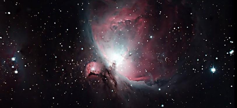 Image de l'espace, photo de Lucien Falco