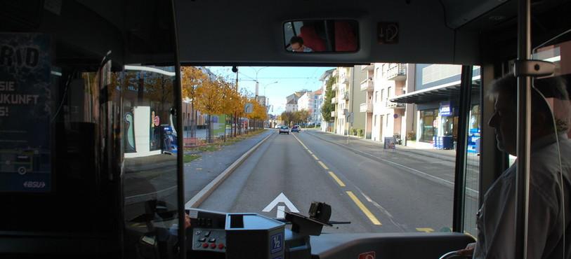 Bus hybride articulé MB-Citaro