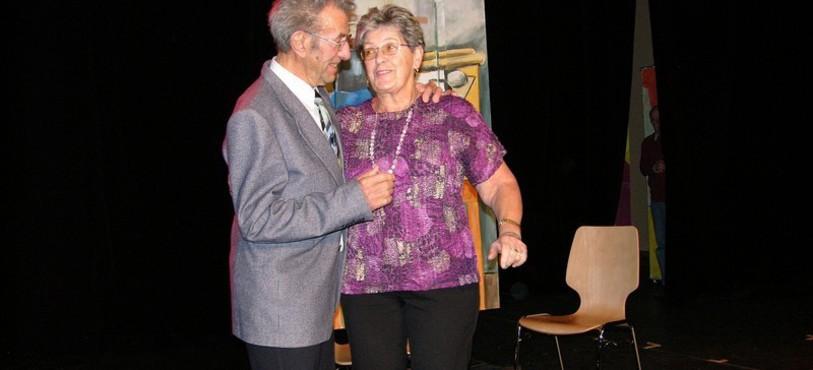Deux acteurs, Atelier Théâtre