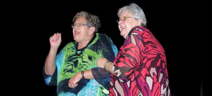 Deux actrices, Atelier Théâtre