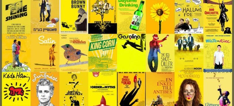 Le jaune des films indépendants