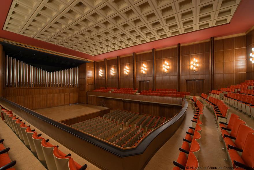 des couacs pour l 39 inauguration de la salle de musique rtn votre radio r gionale. Black Bedroom Furniture Sets. Home Design Ideas