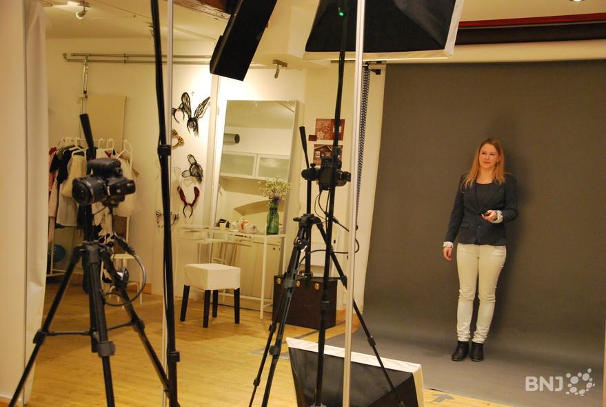 le studio selfie photomaton moderne rjb votre radio r gionale. Black Bedroom Furniture Sets. Home Design Ideas