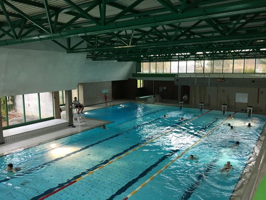 Ouverture matinale pour la piscine de del mont rfj votre for Ouverture piscine
