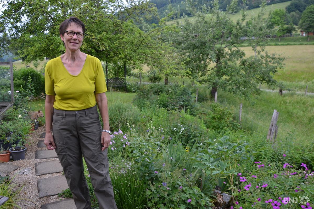 Un jardin foisonnant qui s ouvre au public rfj votre for Bureau qui s ouvre
