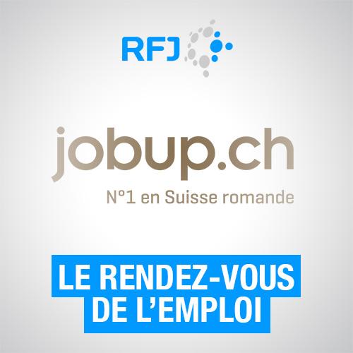 Le rendez-vous de l'emploi - La chronique de l'emploi, avec jobup.ch, le numéro 1 de l'emploi en Suisse romande.