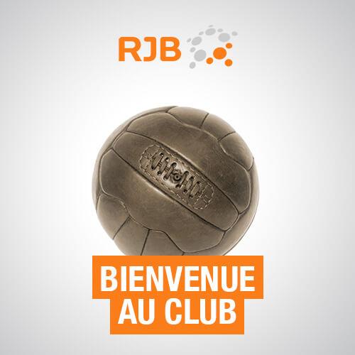 Bienvenue au club RJB - La chronique sportive de la rédaction.