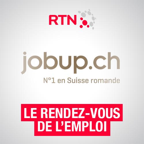La chronique de l'emploi - La chronique de l'emploi, avec jobup.ch, le numéro 1 de l'emploi en Suisse romande.