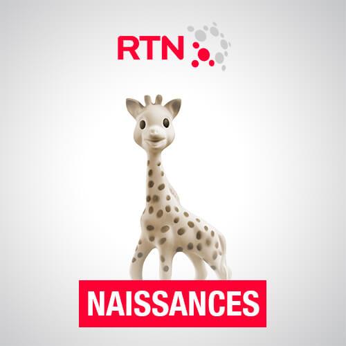 Naissances RTN - Retrouvez les naissances de l'hôpital de Pourtalès.