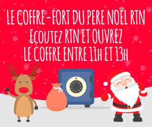 Le coffre-fort du Père Noël